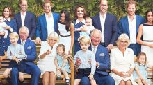 Adorable photos of the royal family leaked