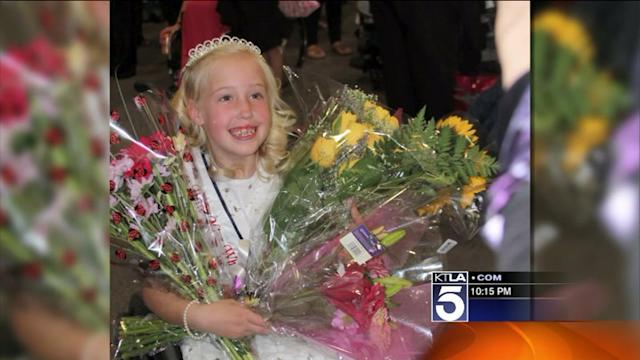 Inspirational Girl, 10, Meets the Challenges of Spina Bifida