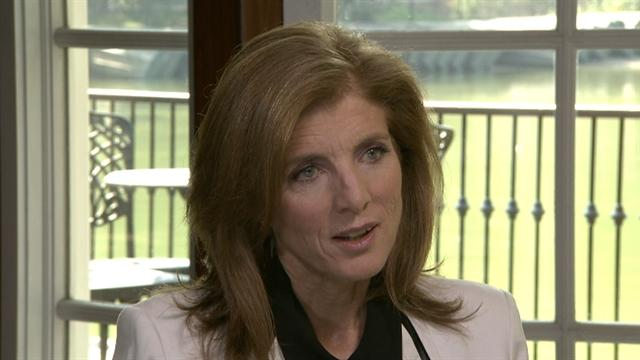 Caroline Kennedy on JFK tapes