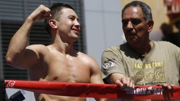 GGG's split with trainer could pose problems