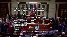 U.S. House passes federal anti-lynching bill
