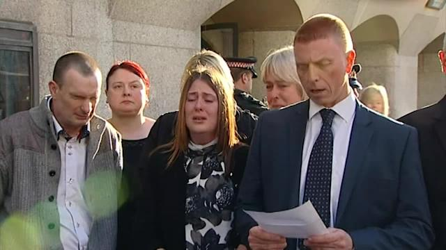 Lee Rigby: Family hail 'justice' as killers convicted