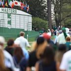 Final-round tee times and pairings for the 85th Masters Tournament
