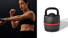 Nautilus, Inc. Strengthens Bowflex SelectTech Lineup with New 840 Adjustable Kettlebell