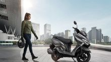 Suzuki launches India's first 'maxi scooter' Burgman Street at Rs 69,000