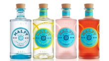 A taste of the Amalfi Coast with Corby Spirit and Wine's new premium Gin: MALFY