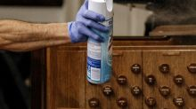 Lysol Sales Are Surging