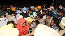 Harsimrat Kaur, SAD Chief Sukhbir Badal Held in Punjab During Anti-Farm Law Protest