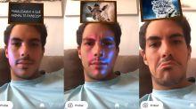 El peligro tras la moda de utilizar el famoso filtro de 'Qué____eres tú' en Instagram Stories
