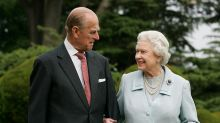Hidden detail in Queen and Prince Philip's anniversary photo
