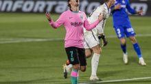 Foot - ESP - Liga: le Barça s'incline à Getafe
