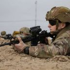 US General confident Iraqis will ask American troops to remain in Iraq