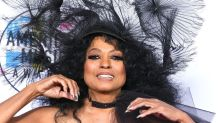 Diana Ross rules AMAs red carpet at 73