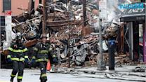 Police Discover Body in East Village Blast Rubble
