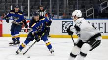 Petersen helps Kings beat Blues 2-1 for 6th straight win