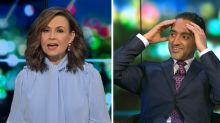 Why Lisa Wilkinson swore on The Project: 'I've been told it's OK'