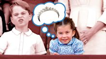 When Will Princess Charlotte Wear Her First Tiara?
