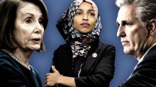 Rep. Ilhan Omar apologizes for 'anti-Semitic' tweets