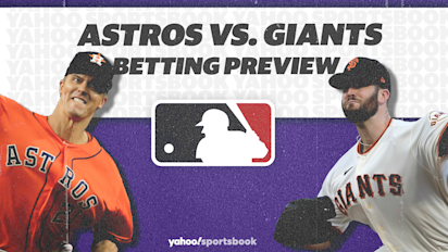 Betting: Astros vs. Giants | July 31