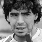 Diego Maradona lived a life too large to capture
