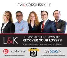 CLASS ACTION UPDATE for JRVR, HMPT and BLCT: Levi & Korsinsky, LLP Reminds Investors of Class Actions on Behalf of Shareholders