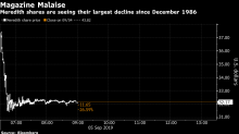 Time Inc. Stumble Sends Shares of Meredith Plunging