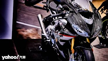 唯一官方認可道路化廠車!Triumph Daytona Moto2 765 Limited Edition實車鑑賞!