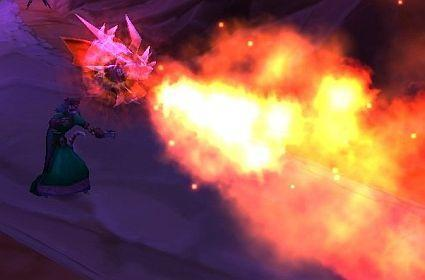 Arcane Brilliance: PvPing as a Fire Mage after 3.1