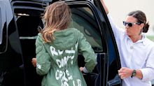 Melania Trump's Zara jacket is selling on eBay