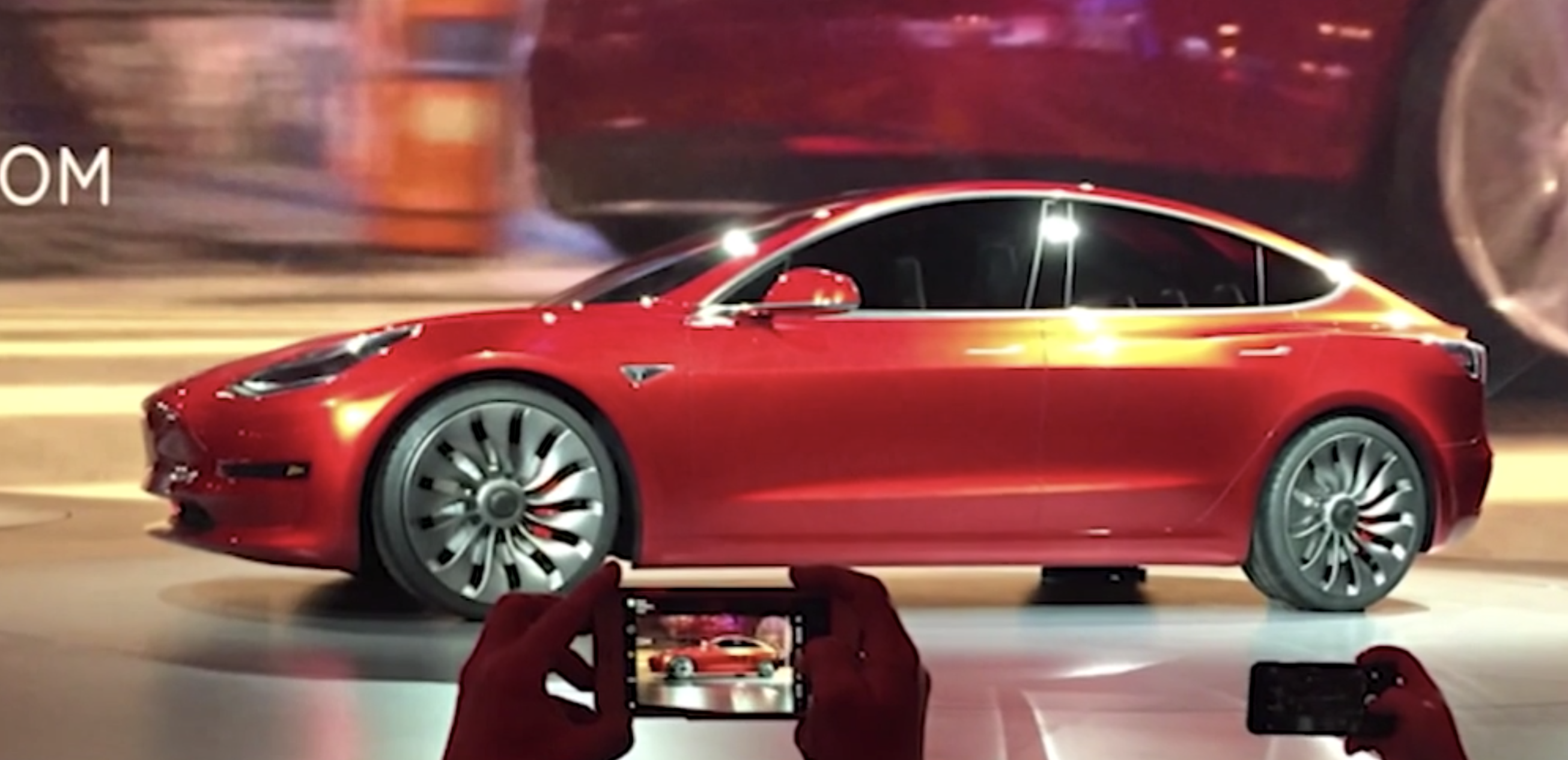 Consumer Reports Won T Recommend Tesla S Model 3 Video