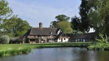 Oliver Reed's opulent Surrey mansion for sale
