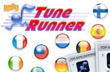 Tune Runner rises to the top on a wave of free