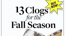 13 Clogs to Buy Now For the Fall Season