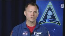 NASA astronaut describes close call following failed launch