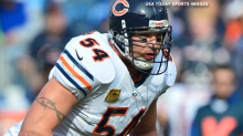 Bears: Brian Urlacher's posts 'in no way reflect the values' of the team