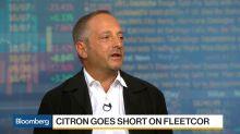 Andrew Left's Citron Research Goes Short on FleetCor