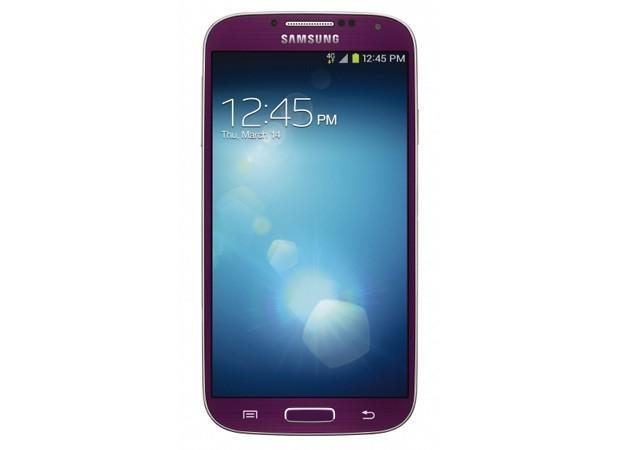 Sprint releases purple Galaxy S 4, gives Prince a new 'life companion'