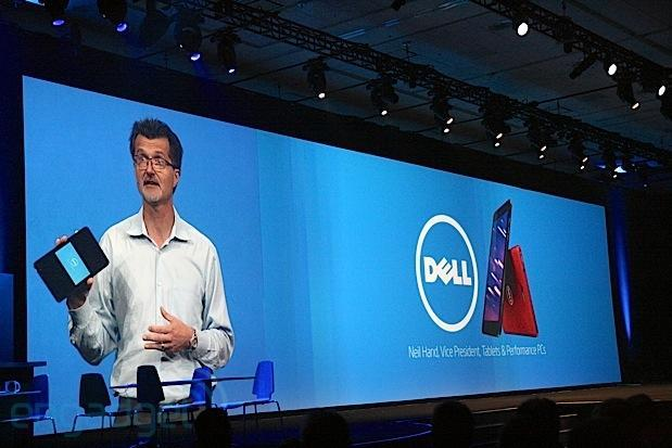 Dell revives Venue brand with new line of Windows 8 tablets