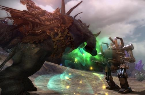 Black Gold Online brings mechs to PvP battlegrounds