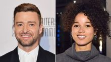 Justin Timberlake and Actress Alisha Wainwright Seen Holding Hands: 'It Was Completely Innocent' Says Source