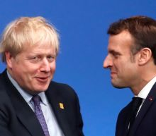UK's Johnson, France's Macron reiterate commitment to Iran nuclear deal