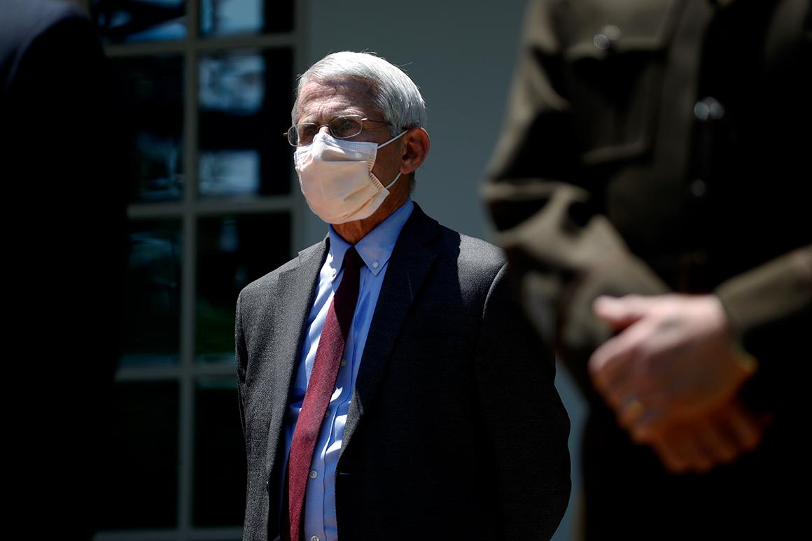 'Recipe for disaster': Fauci urges Americans to buckle down on coronavirus preventative measures