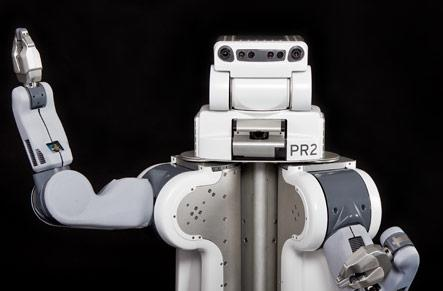 Robots for Humanity help around the house, scratch your itch (video)