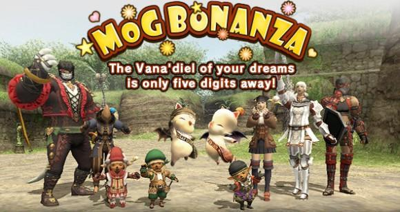 Eight years of Final Fantasy XI, another round of Mog Bonanza