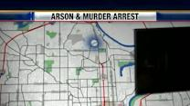 Police make quick arrest in arson, assault case