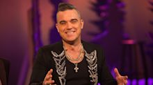 Robbie Williams thinks he's too old to dye his hair