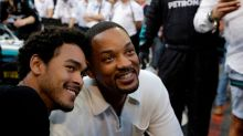 Will Smith gets teary-eyed about his son Trey's revelation that his dad is his best friend: 'We STRUGGLED FOR YEARS'