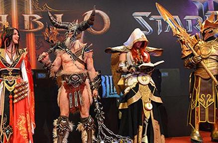 New costume galleries highlight Blizzard cosplay