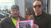 Missing Teen's Stepfather Credits Nicolas Cage With Helping Find Her