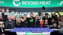 New 'Ground Beef' Product Boosts Beyond Meat Shares